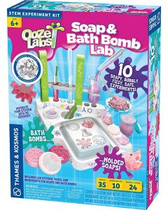 Small Image for OOZE LABS SOAP & BATH~BOMB LAB