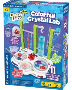 Small Image for OOZE LABS COLORFUL~CRYSTAL LAB