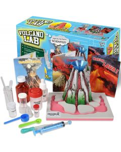 Small Image for Volcano Making~Science Lab Kit