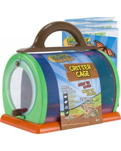 Small Image for CRITTER CAGE WITH BOOK