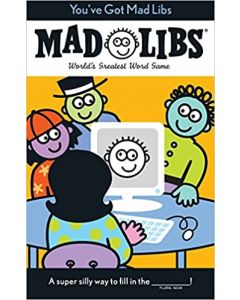 YOU'VE GOT MAD LIBS-1