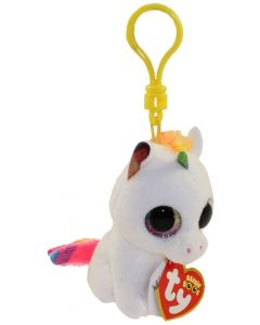 Small Image for BEANIE BOOS CLIP~PIXY UNICORN