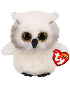 Small Image for 6 INCH BEANIE BOOS~AUSTIN OWL