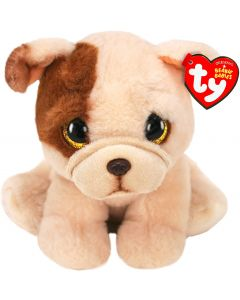 Small Image for 6 INCH BEANIE BABY~HOUGHIE PUG