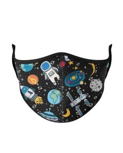 Small Image for KIDS MASK AGES 3-7~SPACE