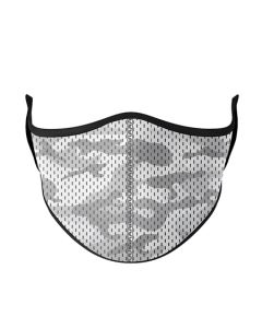 Small Image for KIDS MASK AGES 3-7~GREY TEXTUR