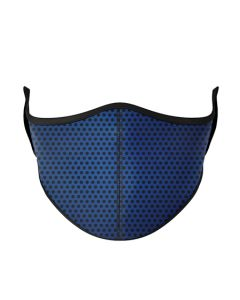 ONE SIZE MASK AGES 8+NAVY