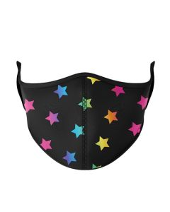 Small Image for ONE SIZE MASK AGES 8+~RAINBOW