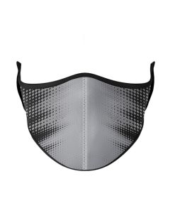 Small Image for ADULT MASK BLACK OMBRE