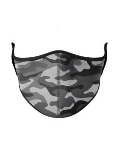 Small Image for ADULT MASK GRAY CAMO
