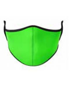 Base Image for KIDS MASK AGES 3-7~NEON GREEN