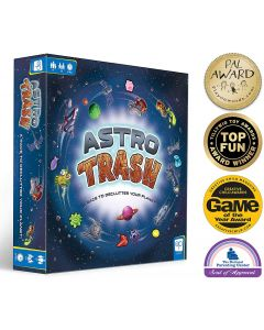 Small Image for ASTRO TRASH GAME