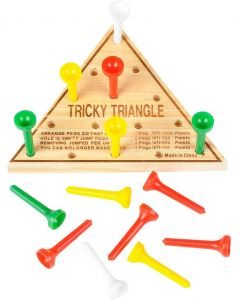 Small Image for TRICKY TRIANGLE GAME