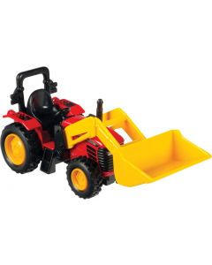 SCOOP TRACTORPULL BACK TOY