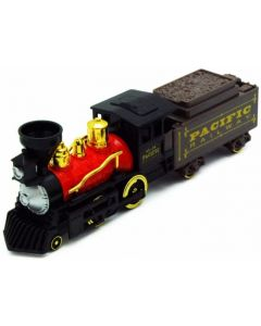 CLASSIC COAL STEAM ENGINEPULL BACK TOY