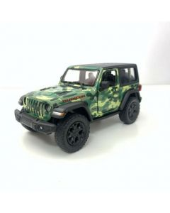 CAMO JEEP PULL BACK CAR
