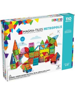 Small Image for MAGNATILES 110 PC~METROPOLIS B