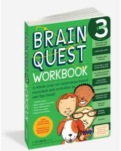 Base Image for BRAIN QUEST WORKBOOK~GRADE 3