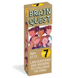 Small Image for BRAIN QUEST QUESTION~CARDS GRA