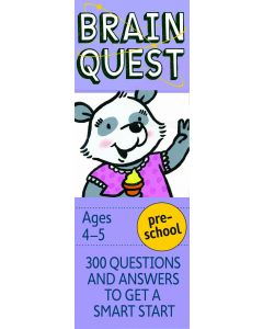 Small Image for BRAIN QUEST QUESTION~ CARDS PR