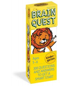 Small Image for BRAIN QUEST QUESTION~CARDS KIN
