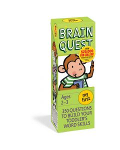 Base Image for BRAIN QUEST QUESTION CARDS~MY
