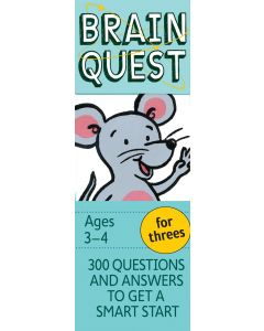 Small Image for BRAIN QUEST QUESTION~CARDS FOR