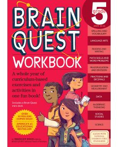 Small Image for BRAIN QUEST WORKBOOK~GRADE 5