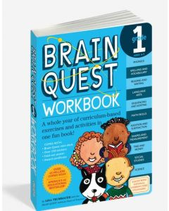 Small Image for BRAIN QUEST WORKBOOK GR 1