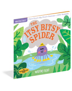 Base Image for THE ITSY BITSY SPIDER