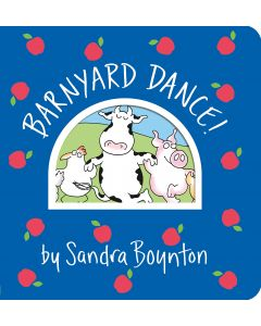 Small Image for Barnyard Dance Book