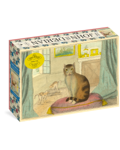 Small Image for PUZZLE 750 PIECES~CALM CAT