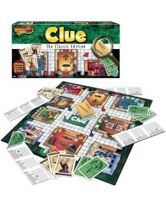 Small Image for CLUE THE CLASSIC EDITION~GAME
