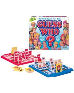 Small Image for CLASSIC GUESS WHO? GAME