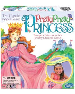 Small Image for PRETTY PRETTY PRINCESS GAME