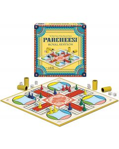 Small Image for PARCHEESI ROYAL EDITION