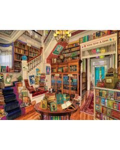 Small Image for PUZZLE 1000 PIECES~READER'S PA