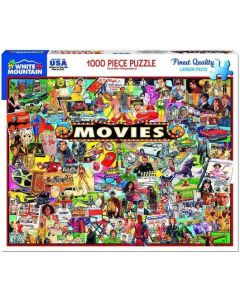 Base Image for PUZZLE 1O00 PIECES~THE MOVIES