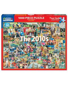 THE 2010S 1000PC PUZZLE