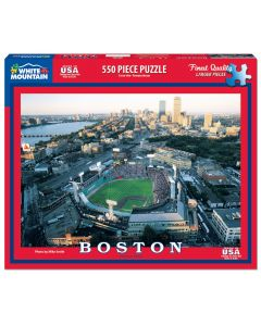 BOSTON FENWAY PARK  550PC PUZZL