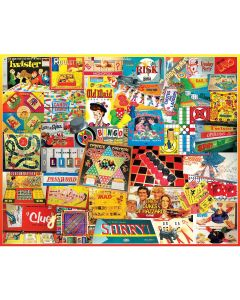 Small Image for PUZZLE 100 PIECES~GAMES WE PLA