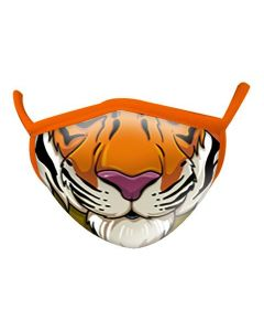 Small Image for CHILD MASK~PRINT TIGER