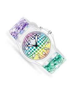 Glow Sassy SequinsLED Light-up Watch