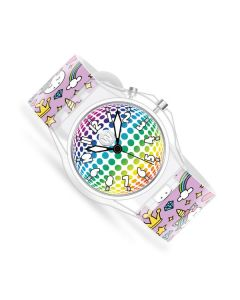 Glow Princess UnicornLED Light-Up Watch