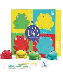 Base Image for 1 2 3 FROGGIES